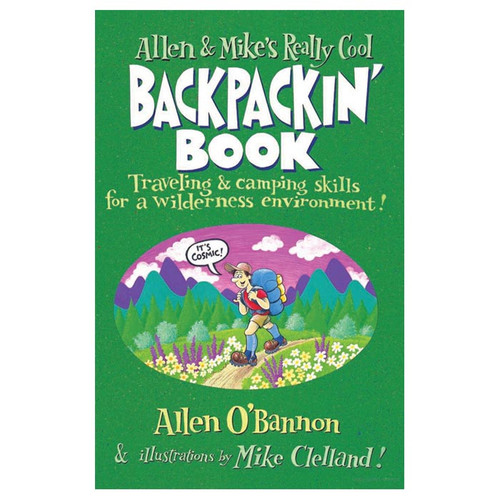ALLEN & MIKE'S BACKPACKIN BOOK