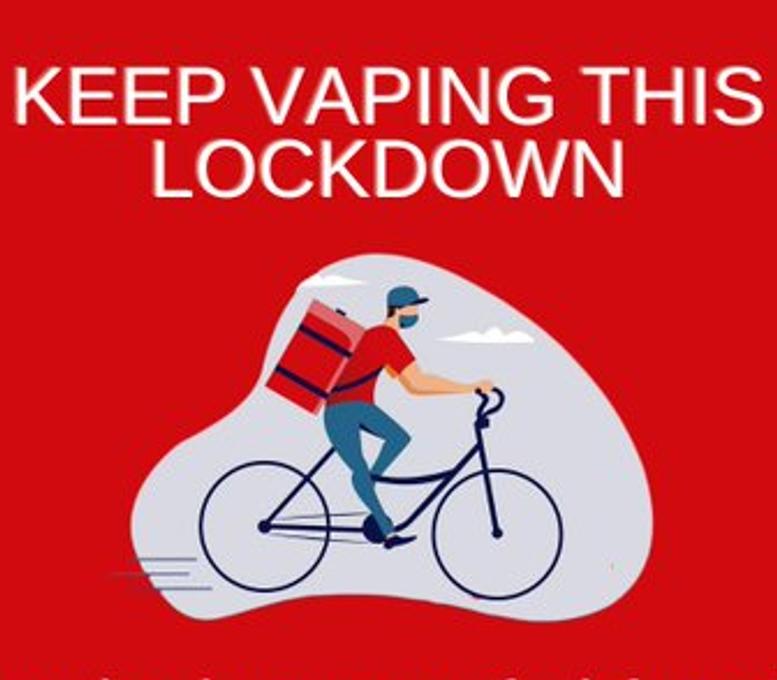 Vaping Lockdown Top Tips