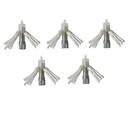 5 Pack Innokin iClear 30 Dual Coil Heads in