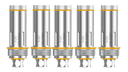 5 Pack Aspire Cleito Coil Heads