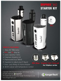 Kanger Dripbox 160w Mod Kit Free Batteries Free Delivery