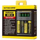 NiteCore Intellicharger i4 Battery Charger