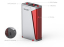 Smok H-Priv base with guide to operation