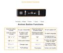 Aspire Archon 150W TC Box Mod Functions