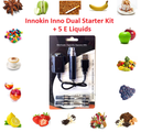 Innokin Express Starter Kit inc 5 x 10ml Liquids £11.99