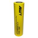 AWT Yellow 18650 2500 mAh 35A Battery