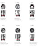 3 Pack SMOK TFV12 Cloud Beast King Tank V12 Turbo Coils