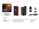 SMOK GX2/4 Starter Kit Box Content