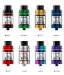 SMOK TFV8 X Big Baby Tank Colours inc Gold, Black, Gun Metal, Blue, Stainless Steel or Rainbow