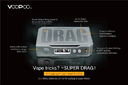 Voopoo Drag 157W TC Box Mod Free Shipping