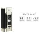 Wismec Predator 228w Box Mod Parameters