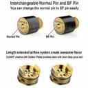 Coilart DPRO Bottom feed adjustable pin