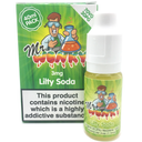 Lilty Soda Eliquid By Mr Wonky 4 x 10ml for only £12.89
