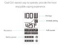 IJOY Genie PD270 234w Box Mod Display