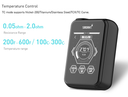 Smoant Charon TS 218w Touch Screen TC VW Box Mod Specification