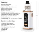 Eleaf Invoke 220W Mod Kit With Ello T Atomizer Specification