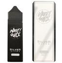 Silver Blend E Liquid (Nicotine Free) 50ml by Nasty Juice Tobacco Series