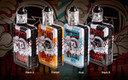 Sigelei Vcigo Moon Box 200W Mod Kit with Moonshot 24mm RDTA Colours