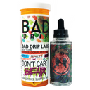 Don't Care Bear E Liquid 60ml by Bad Drip Labs Only £16.99 (Zero Nicotine)