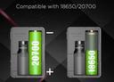 Vandy Vape Pulse BF 80w Box Mod Battery