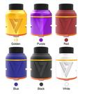 Desire Mad Dog V2 Dual Coil RDA Colours
