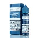 Blueberry Cake E Liquid 50ml(60ml with 1 x 10ml nicotine shots to make 3mg) by Glas Basix