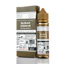 Sugar Cookie E Liquid 50ml(60ml with 1 x 10ml nicotine shots to make 3mg) by Glas Basix