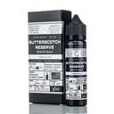 Butterscotch Reserve E Liquid 50ml(60ml with 1 x 10ml nicotine shots to make 3mg) by Glas Basix