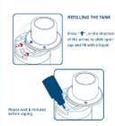 Innokin Plex Tank Refill Guide