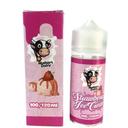 Strawberry Ice Cream E Liquid 100ml by Mothers Dairy (Zero Nicotine & Free Nic Shots to make 120ml/3mg)