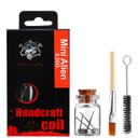 Demon Killer Handcraft Mini Alien Prebuilt Wire Set Ni80 0.20 Ohms Packaging
