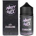Stargazing E Liquid 50ml(60ml with 1 x 10ml nicotine shots to make 3mg Shortfill by Nasty Juice
