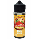 Strawberry Cookie Butter E Liquid 100ml by At Vaper Treats (Zero Nicotine & Free Nic Shots to make 120ml/3mg)