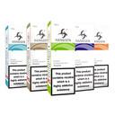Selected 10 x 10ml Hangsen E Liquids Variety Pack £9.99