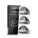 Aspire - Cobble - Replacement Pods - Packaging