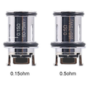 Aspire Nepho Replacement Coils - 2 Options