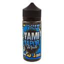 Taruto E Liquid 100ml Shortfill 0mg (120ml with 2 x 10ml Nicotine Shots Making Liquid 3mg) By Yami Vapor