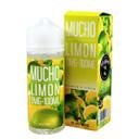 Limon E Liquid 100ml Shortfill 0mg (120ml with 2 x 10ml Nicotine Shots Making Liquid 3mg) By Mucho