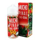 Pina Colada E Liquid 100ml Shortfill 0mg (120ml with 2 x 10ml Nicotine Shots Making Liquid 3mg) By Mucho