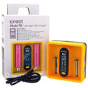 Efest - iMate R2 Dual Bay Battery Charger - Packaging & Contents
