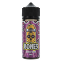 Skully Gum 100ml (120ml with 1 x 10ml 18mg Nicotine Shot making 3mg liquid) Shortfill by Bones