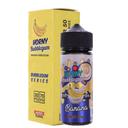 Banana Horny Bubblegum E Liquid 100ml Shortfill by Horny Flava (FREE NICOTINE SHOTS)
