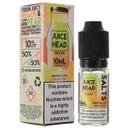 Peach Pear Nic Salt E Liquid 10ml by Juice Head