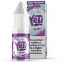 Grape Ice Nic Salt E Liquid 10ml By Yeti