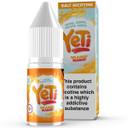 Orange Mango Ice Nic Salt E Liquid 10ml By Yeti