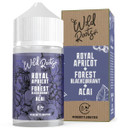 Royal Apricot Forest Blackcurrant & Acai E Liquid 50ml by Wild Roots