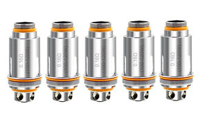 5 Pack Aspire Cleito 120 Replacement Coil Heads