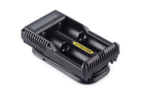 NiteCore UM20 Dual Battery Charger Free Delivery