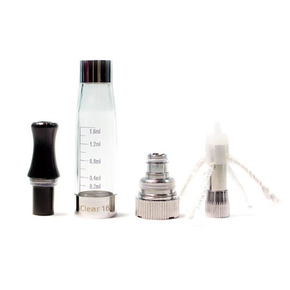 Innokin iClear16 Dual Coil Clearomizer with replaceable coils/atomizers