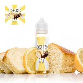 Pound It E Liquid 50ml by Food Fighter Juice (Zero Nicotine)